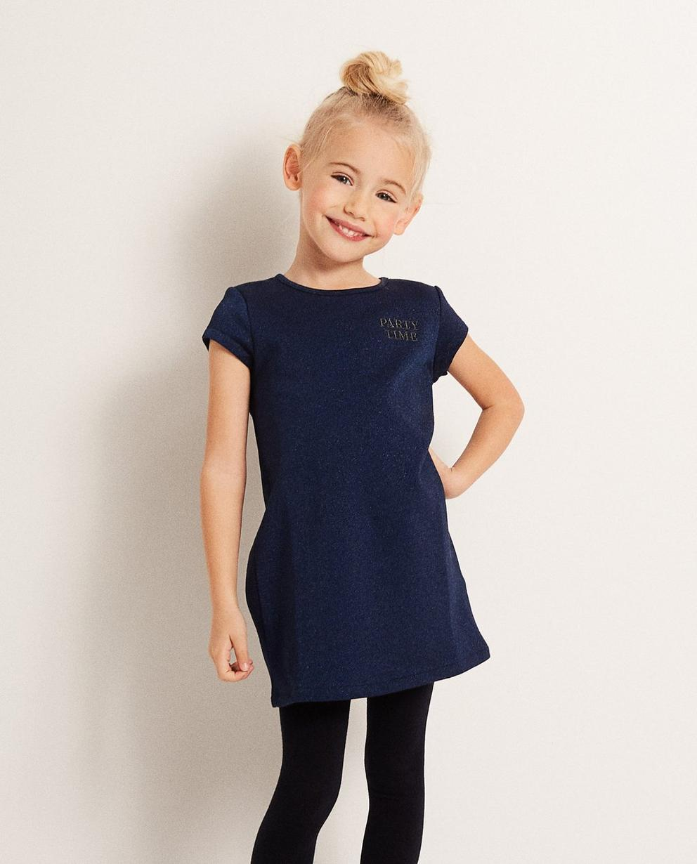 Kleider - Navy - Dunkelblaues Kleid